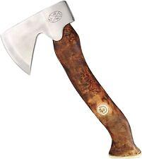Karesuando Kniven Stoera Àksu Hunters Axe - Brown - Made In Sweden