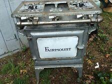 Antique FAIRMOUNT  Gas Stove