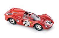 BRUMM R159  R160 FERRARI 330 P4 diecast model race cars Amon / Bandini 1967 1:43