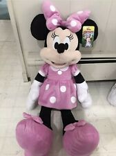 New listing New With Tags Nwt Minnie Mouse Stuffed Large Plush Doll 26 Inch Disney Toy