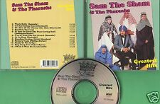 Sam the Sham & the Pharaohs-CD-GREATEST HITS-CD di 1990 -!!!!!