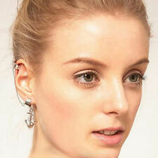 Alloy Cuff Clip - On Fashion Earrings