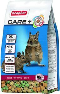 BEAPHAR Care+ Degu (700g) - Complete Diet Food Small Animal