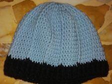 Cappellino bimbo all'uncinetto lana invernale