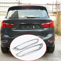 For BMW 2 Series 7 Seats F45 F46 2015-2017 Rear Fog Lamp Decoration Cover Trim