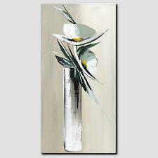 ORIGINAL Acryl Gemälde Abstrakt Modern HANDGEMALT Leinwand Malerei Acrylbilder