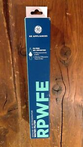 GE RPWFE Refrigerator Water Filter SEALED NEW BOX