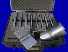 Weld Flawed Specimen for NDE Training(UT Kit) Carbon Steel- Unbranded/Generic