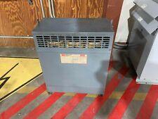 Federal Pacific 45kva Transformer 480 Delta -> 208Y120