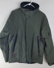 Polo Ralph Lauren Men's  OD Green Lined Ski Outdoor Jacket Coat size M