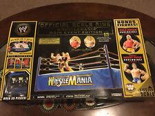 WWE Jakks Classic Superstars Full Scale Ring Limited Vintage New Hogan Piper