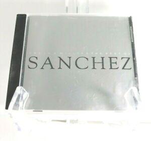 Sanchez One In A Million The Best Of Sanchez Audio Music CD Reggae