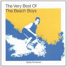 VERY BEST OF THE BEACH BOYS HITS Original Audio Music CD Rock Brand New UK Rel