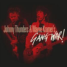 Johnny Thunders & Wayne Kramer 'Gang War!' CD new, repackaged reissue