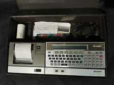Toller Sharp Pocket Computer - CE-150 - PC - 1500 - B2