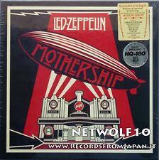 Led Zeppelin - Mothership - Box 4 LP - Remastered Edition 180 Grammi - Sigillato