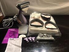 Shark Press And Refresh Garment Steamer With Press Pad Plus accessories