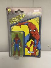 New Spiderman Marvel Legends Kenner Hasbro Retro 3.75 figure