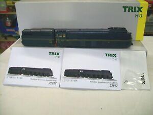 TRIX H0 22917 Dampflok BR 05 DR Stromlinie - DCC MfX-Digital SOUND  Neu in OVP