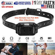 Petrainer PET998DBB1 E-Collar Waterproof Rechargeable Dog Shock Training Collar