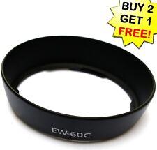 EW-60C EW60c Lens Hood for CANON EF 18-55mm & 55-250mm - e93