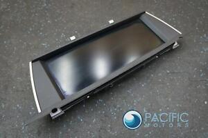 Dash 10.25 Inch Display Screen Monitor 65509210411 BMW 535i 550i GT F07 2010-13
