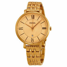 Fossil Stainless Steel Band Women's Wristwatches