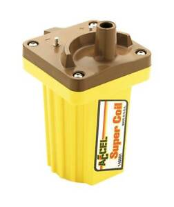 ACCEL 140001 ACCEL Ignition Coil - SuperCoil - Street -Strip - 45,000v