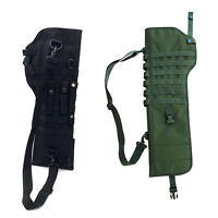 Tactical Rifle Scabbard Outdoor Hunting Shotgun Rifle Sling Case Adjustable Bag
