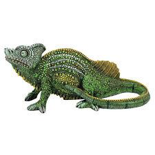 Chameleon Sculpture Home Reptile Garden Pond Lizard Statue