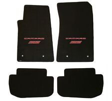 LLOYD MATS Classic Loop 4PC FLOOR MAT SET fits 2010 to 2015 Camaro SS *IN STOCK