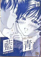 MANGA * bleu indigo * volume 9 * kou fumizuki * Pika édotion * Bd format poche