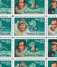 2386-89 Antarctic M Nh Full Sheet Of 50 Special Sale At Face