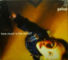 CD Gallop - How Much Is the World New - ORIGINAL PACKAGING