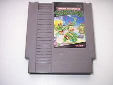 NES-UM-USA-1 GAME TENAGE MUTANT NINJA TURTLES