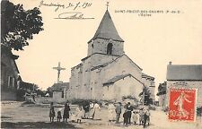 CPA 63 SAINT PRIEST DES CHAMPS L'EGLISE