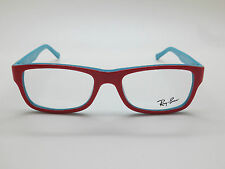 21f19c8114 NEW Authentic Ray Ban RB 5268 5376 Coral Turquoise 48mm RX Eyeglasses