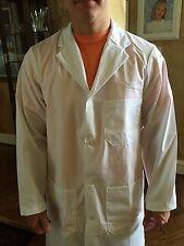 Men's 1st Quality River's End Lab Coats Cotton Blend for 11.00 Sizes: XL& 2XL