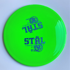 Kastaplast K1 Poison Green Stal, Double Stamp, Various, New