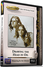 Johnnie Liliedahl: Drawing The Head In Oil - Art Instruction DVD