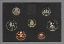 1988 United Kingdom Proof Coin Collection Blue Case | Pennies2Pounds