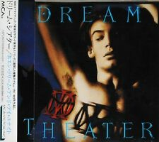 "DREAM THEATER ""When Deam And Day Unite"" CD Japan w/ob ‎– MVCM-21059 Reissue 1992"