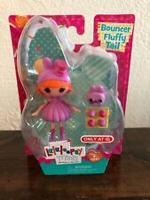 "Lalaloopsy Mini BOUNCER FLUFFY TAIL 3"" Doll NEW Target Exclusive Spring Easter"