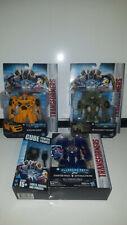 Transformers ALLSPARK TECH Action Figure Set--Optimus Prime, Bumblebee, Hound