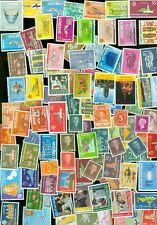 100 different stamps Curacao / Netherlands Antillen