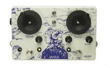 Walrus Audio Janus Fuzz/Tremolo Guitar Effects Pedal with Joystick Control