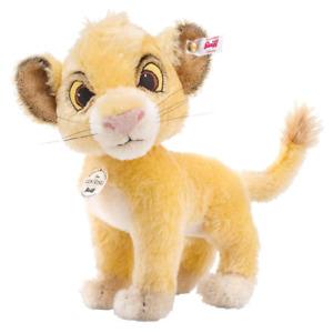 Steiff Simba Lion from Disney Lion King 355363 GIFT BOXED BRAND NEW