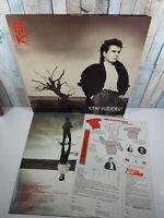 "Nick Kershaw The Riddle Rare Orig.1984 UK 1st PRESS MCF 3245 VINYL 12"" LP BONUS"