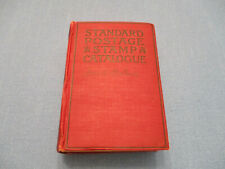 1923 STANDARD POSTAGE & STAMP CATALOG - 98 YEARS OLD