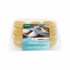 18 Party Tartlet Pastry Cases Waitrose 117g